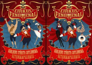 cirkusfenomenal